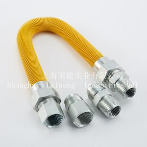 CSA 不锈钢波纹管 100-3034-L W 喷黄