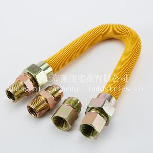 CSA 不锈钢波纹管 100-3034-L 喷黄