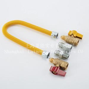 CSA 不锈钢波纹管 100-3014-L W 喷黄