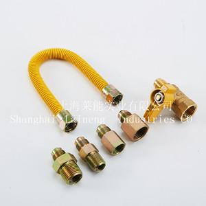 CSA 不锈钢波纹管 100-3014-L 喷黄